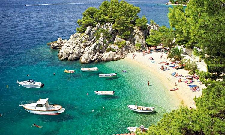 costa croata macarsca dalmazia