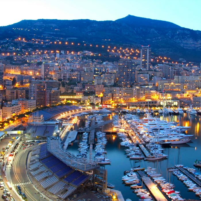 monaco montecarlo private jet transfer private helicopter air dynamic