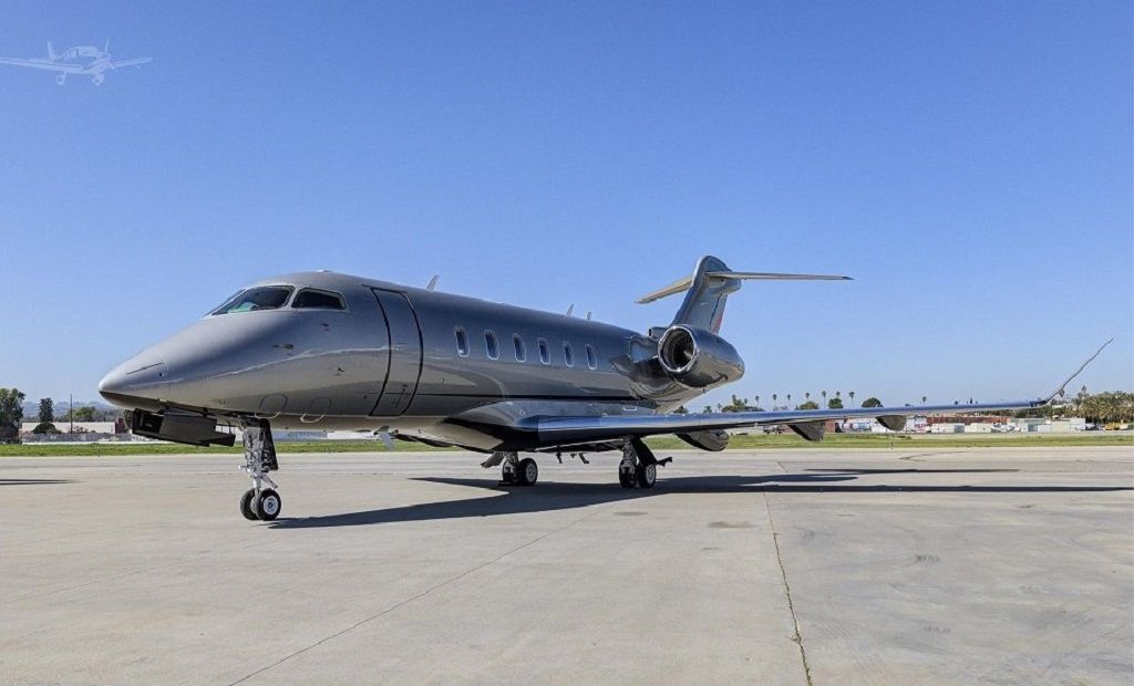 Private Jet Lugano Airport AirDynamic