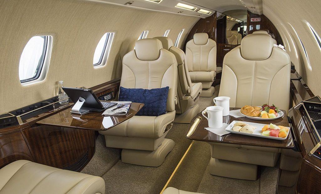 Jet privato svizzera
