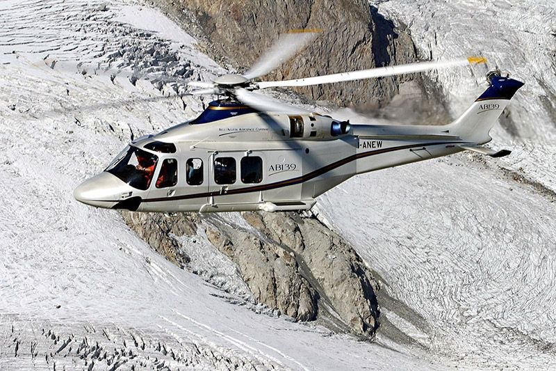 Private Jet Helicopter Alps Switzerland AirDynamic