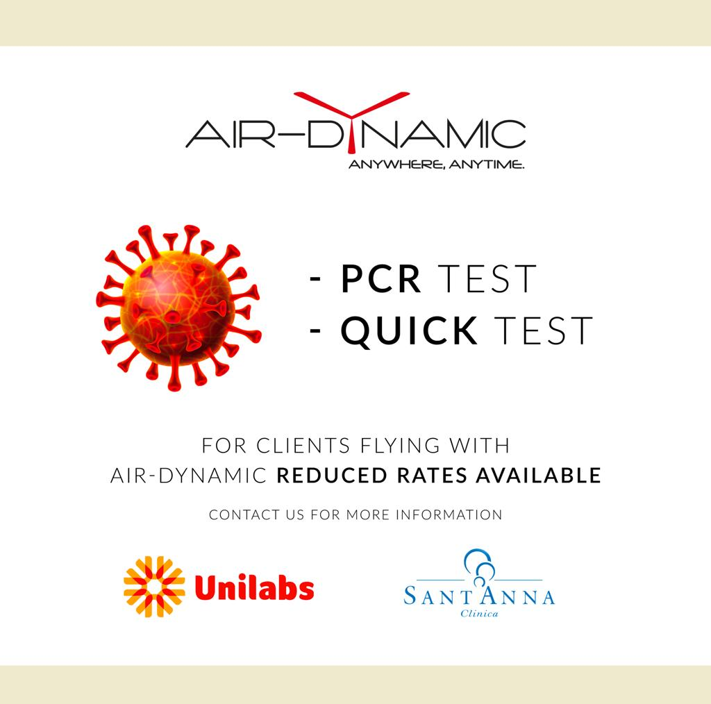 quick test clients airdynamic