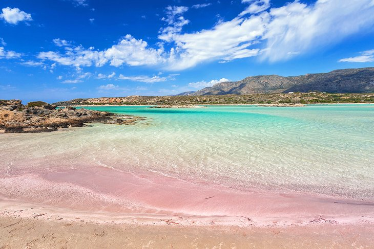 greece best beaches elafonissi beach