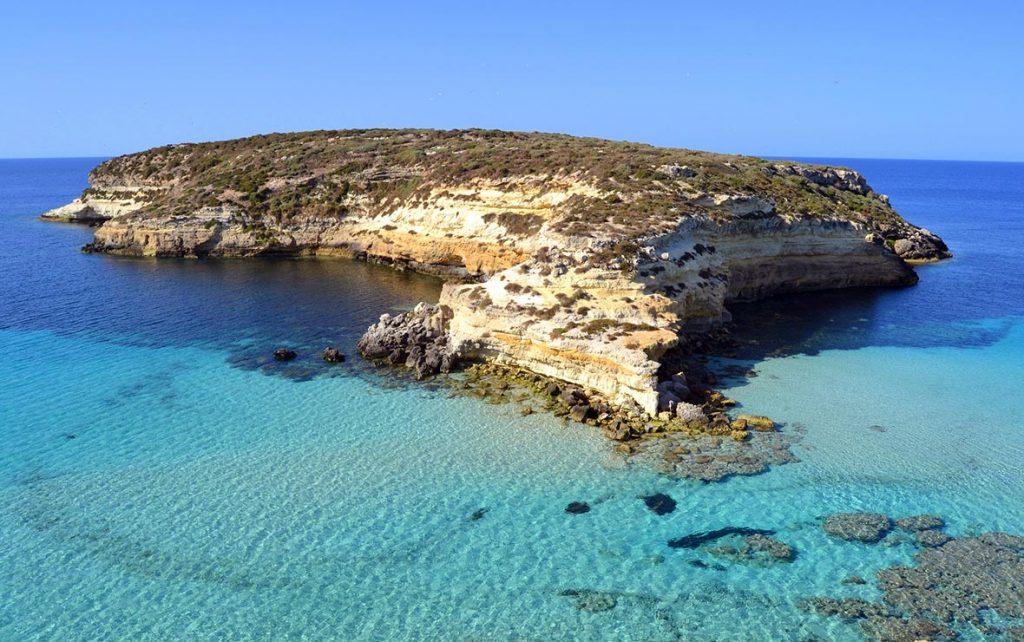 Lampedusa Private Jet