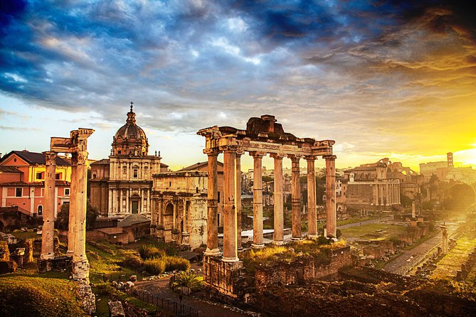 Rome Roma Private Jet Luxury